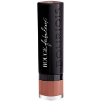 Belleza Mujer Pintalabios Bourjois Rouge Fabuleux Lipstick 005-peanut Better 2,4 g