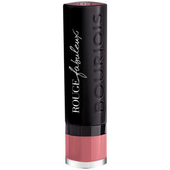 Belleza Mujer Pintalabios Bourjois Rouge Fabuleux Lipstick 006-sleepink Beauty 2,4 g