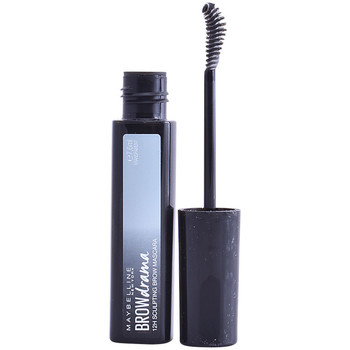 Belleza Mujer Perfiladores cejas Maybelline Brow Drama Mascara transparent  7,6 ml