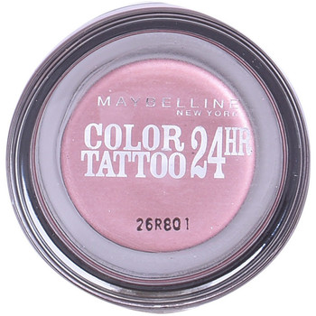 Belleza Mujer Sombra de ojos & bases Maybelline Color Tattoo 24hr Cream Gel Eye Shadow 065 1 u