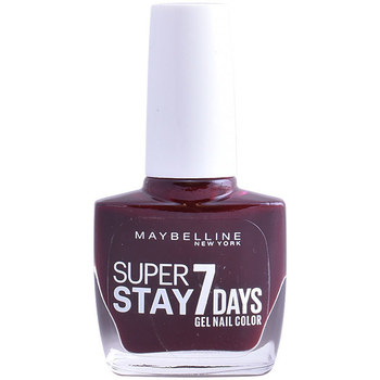Belleza Mujer Esmalte para uñas Maybelline Superstay Nail Gel Color 287-rouge Couture 10 ml