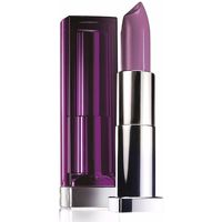 Belleza Mujer Pintalabios Maybelline Color Sensational Lipstick 338-midnight Plum 4,2 g