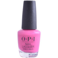 Belleza Mujer Esmalte para uñas Opi Nail Lacquer no Turning Back From Pink Street  15 ml