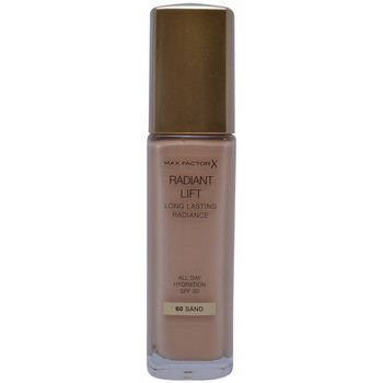 Belleza Mujer Base de maquillaje Max Factor Radiant Lift Foundation 060-sand 30 ml