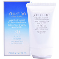 Belleza Protección solar Shiseido Urban Environment Uv Protection Cream Spf30  50 ml