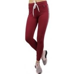 textil Mujer Pantalones de chándal Gymhero Leggins rojo