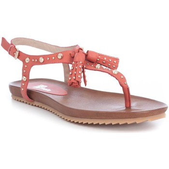 Zapatos Mujer Sandalias Bprivate BPVFOLCORAL Coral