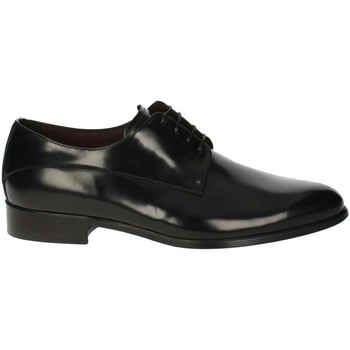 Zapatos Hombre Derbie Antonio Di Maria B4TRIS/141 Negro