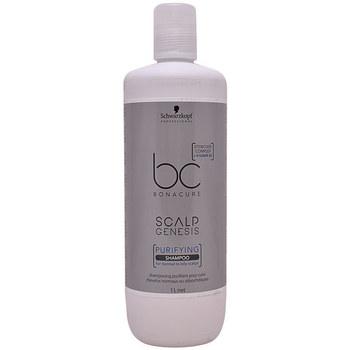 Belleza Champú Schwarzkopf Bc Scalp Genesis Purifying Shampoo  1000 ml