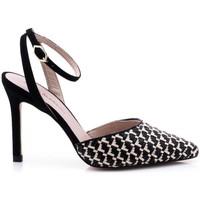 Zapatos Mujer Zapatos de tacón Angel Alarcon 19234 Negro