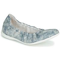 Zapatos Niña Bailarinas-manoletinas Ramdam LIBRE Azul
