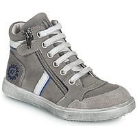 Zapatos Niño Zapatillas altas Ramdam HOUSTON Gris