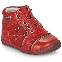 Zapatos Niña Botas de caña baja Catimini CALINE Rojo