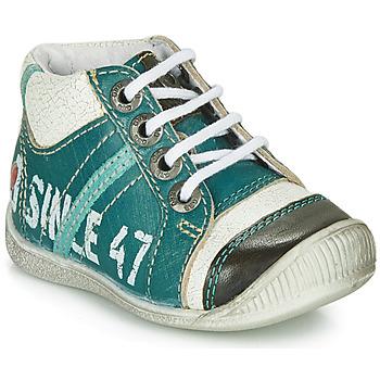 Zapatos Niño Botas de caña baja GBB ISIS Azul