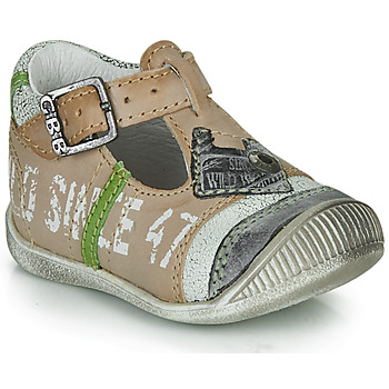 Zapatos Niño Sandalias GBB IOKO Beige