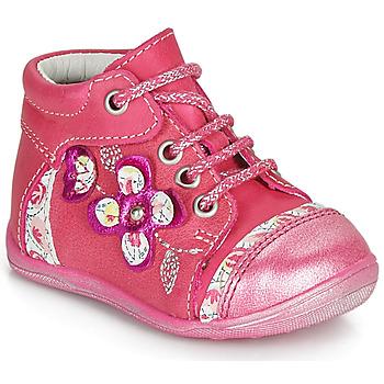 Zapatos Niña Botas de caña baja Catimini CYLENE Rosa