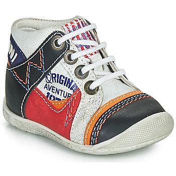 Zapatos Niño Botas de caña baja Catimini CACHALOT Blanco