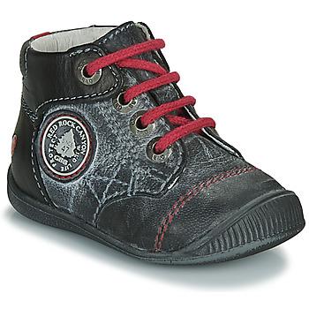 Zapatos Niño Botas de caña baja GBB LINDFORD Negro