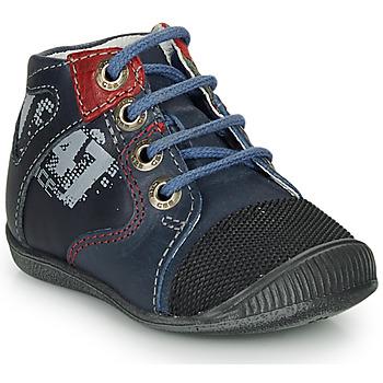 Zapatos Niño Botas de caña baja GBB LARI Azul