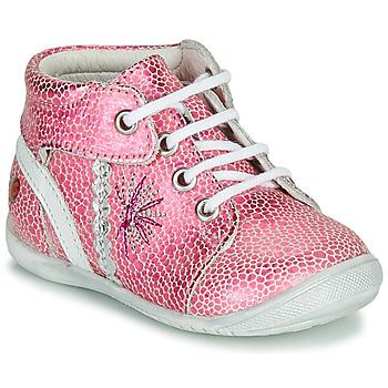 Zapatos Niña Botas de caña baja GBB MELANIE Rosa