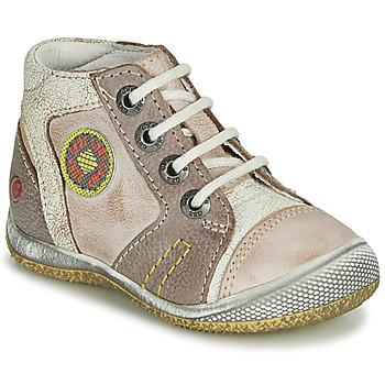 Zapatos Niño Botas de caña baja GBB MONTGOMERY Beige