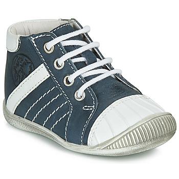 Zapatos Niño Botas de caña baja GBB MATYS Azul