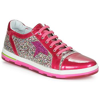 Zapatos Niña Zapatillas bajas Ramdam KASAI Rosa