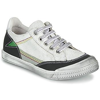 Zapatos Niño Zapatillas bajas Ramdam KUMAMOTO Blanco