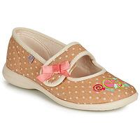 Zapatos Niña Pantuflas GBB MELINA Beige