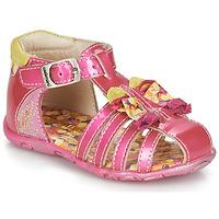 Zapatos Niña Sandalias Catimini CYGNE Rosa