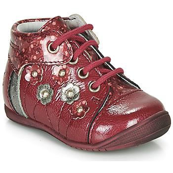 Zapatos Niña Botas de caña baja GBB NAYANA Rojo