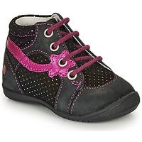 Zapatos Niña Botas de caña baja GBB NOEMIE Negro