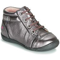 Zapatos Niña Botas de caña baja GBB NICOLE Violeta / Rosa