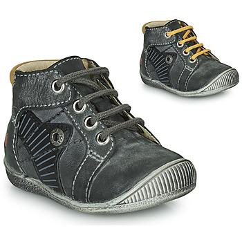Zapatos Niño Botas de caña baja GBB NATALE Gris