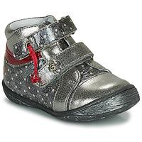 Zapatos Niña Botas de caña baja GBB NICOLINE Plata