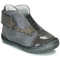 Zapatos Niña Botas de caña baja GBB NOLWENN Gris