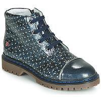 Zapatos Niña Botas de caña baja GBB NEVA Marino