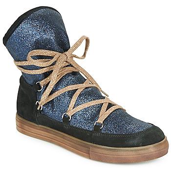 Zapatos Niña Botas urbanas Achile ANGELA Azul