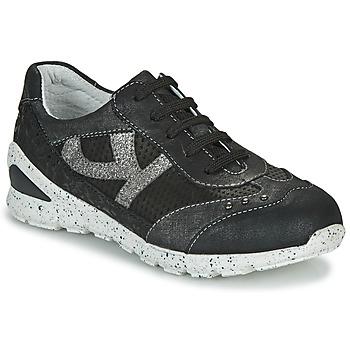 Zapatos Niña Zapatillas bajas Ikks FIONA Negro