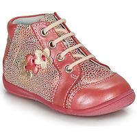 Zapatos Niña Botas de caña baja GBB PETULA Coral