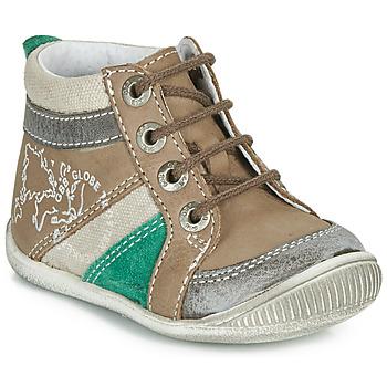 Zapatos Niño Botas de caña baja GBB PRAGUE Marrón