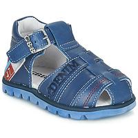 Zapatos Niño Sandalias GBB PELAGE Azul