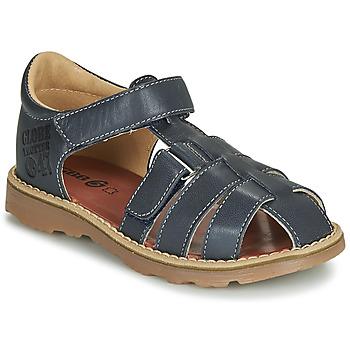 Zapatos Niño Sandalias GBB PATERNE Marino