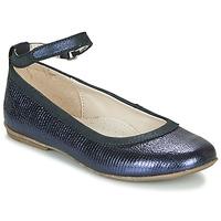Zapatos Niña Bailarinas-manoletinas Achile DANIELA Azul
