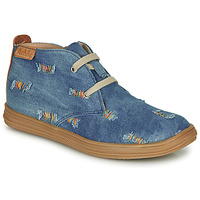 Zapatos Niña Zapatillas altas Achile ANDREA Azul