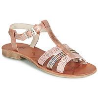 Zapatos Niña Sandalias Achile KIMITSU Rosa
