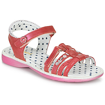 Zapatos Niña Sandalias Catimini PASTEL Rosa
