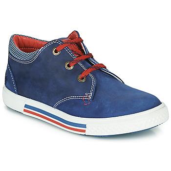 Zapatos Niño Zapatillas bajas Catimini PALETTE Azul