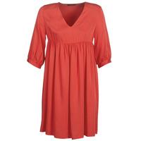 textil Mujer vestidos cortos Only ONLVICTORIA Rojo