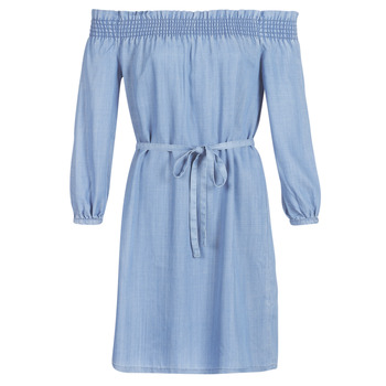 textil Mujer Vestidos cortos Only ONLSAMANTHA Azul / Claro